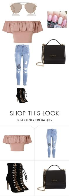 """""""Untitled #7"""" by sara127sara on Polyvore featuring Miss Selfridge, Givenchy and Christian Dior"""