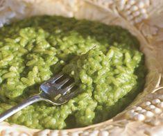Spinach & Herb Risotto Recipe