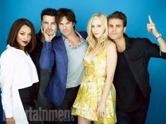 Entertainment Weekly comic con