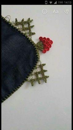 Cotton Crochet, Crochet Lace, Crochet Borders, Crochet Patterns, String Crafts, Needlework, Diy And Crafts, Coin Purse, Model