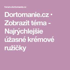 Dortomanie.cz • Zobrazit téma - Najrýchlejšie úžasné krémové ružičky Linux, Linux Kernel