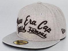NEW ERA「N.E.W.F」59Fifty Fitted Baseball Cap