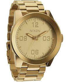 N I X O N G O L D Relógio Casio, Relógios Legais, Relógios Para Homens,  Relógios Nixon, Tudo Dourado 5418a4c7e8