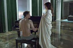 Kulisszák mögötti fotók a Fifty Shades of Grey DVD/BD-jéről ~ Beautiful Shades || Szürke Ötven Árnyalat rajongói oldal
