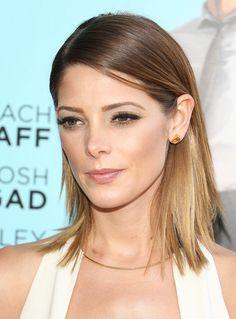 Bronde hair anche per le lunghezze medie come Ashley Greene.  -cosmopolitan.it