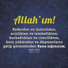 #müslüman #hadis #kuranıkerim #salavat #dua #islam #sunnah #Allah #HzMuhammed #islamadavet #iman #ahlak #aşk #sevgi Allah, Meaningful Lyrics, Muhammed Sav, Good Sentences, Prophet Muhammad, Sufi, Quran, Best Quotes, Poems