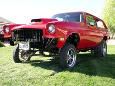 1973 chevy vega GT Gasser  ,  Goes to show you can make a gasser out of anything