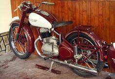 Jawa 250 Perak 1950