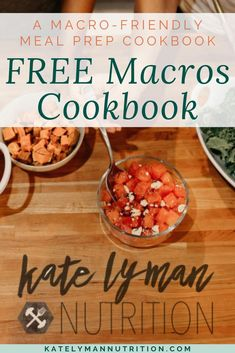 Everyday Macros is a macro-friendly meal prep cookbook. Macro Nutrition, Nutrition Guide, Health And Nutrition, Banana Nutrition, Nutrition Month, Meal Plan Printable, Macro Meal Plan, Meal Prep Cookbook, Macro Friendly Recipes