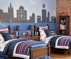 Little boy bedrooms