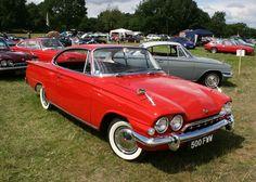 Ford Consul Capri GT (1963)