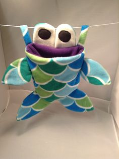 Super Cute Sugar Glider Pouch - $20 - Buy Now at: https://www.etsy.com/listing/212520677/purple-sea-monster-pouch-cuddle-sack-for?ref=shop_home_active_3