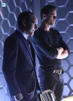 """Agents of Shield """"The Well"""" S1EP8"""