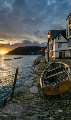Bayard's Cove – Dartmouth, Devon, England - Travel Tips Landscape Photography Tips, Landscape Photos, Landscape Paintings, Nature Photography, Travel Photography, Acrylic Paintings, Landscape Art, Fashion Photography, Photography Ideas