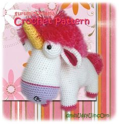dmflUffyUnicOrn by gurumiorama, via Flickr