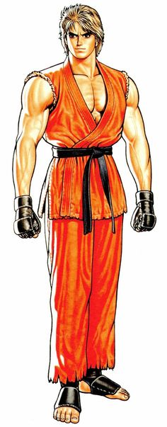 Art Of Fighting, Fighting Games, King Of Fighters, Art Reference Poses, Street Fighter, Resident Evil, Game Character, Game Art, Box Art