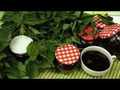 Jak zrobić Sok z Pokrzywy bez wyciskarki do soków - Sok z pokrzywy na zimę How To Stay Healthy, Preserves, Strawberry, Herbs, Fruit, Tableware, Food, Youtube, Preserve