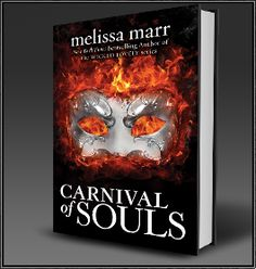 Carnival of Souls by Melissa Marr, a Young Adult / Crossover novel for the fall.