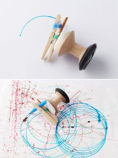 DIY crafts and design for kids