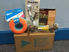 Another awesome box from Paws & Play! Loki is still a lucky guy because Paws & Play is so awesome that I couldn't cancel it on him . Awesome Box, Dog Treats, Coupon Codes, Coupons, September, Coding, Play, Doggie Treats, Coupon