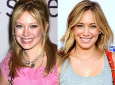 Hilary Duff  Disney Channel Stars Then And Now • Page 5 of 5 • BoredBug