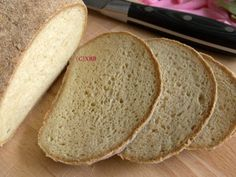 Gierst brood lekker glutenvrij Low Carb Breakfast, Healthy Breakfast Recipes, Sin Gluten, Bread Recipes, Vegan Recipes, Piece Of Bread, Low Carb Bread, Group Meals, Gluten Free Baking