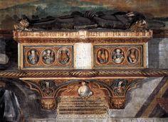 Urn of Jacopo Cavalli by Jacobello Dalle Masegne