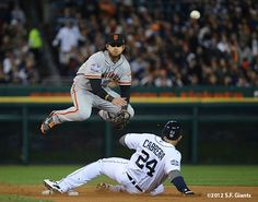 Brandon Crawford one of the best players <3 and really cute