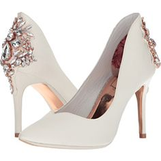 Perfect for weddings or special occasions, these shoes are set to a high stiletto heel and slope into a sleek pointed toe Ted Baker Outfit, Ted Baker Shoes, Pointed Toe Pumps, Stiletto Heels, High Heels, Next Shoes, Women's Shoes, Dior, Water Shoes