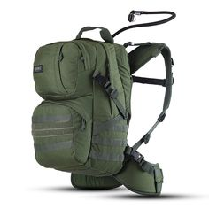 Source Tactical Patrol Cargo Pack with Hydration System Outdoor Backpacks, Cool Backpacks, Hunting Accessories, Truck Accessories, Nylons, Hydration Pack, Day Bag, Packing, Bags