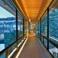 Vail Valley Colorado Homes Mountain Interior Design