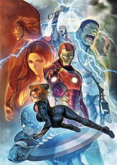 Avengers: Age Of Ultron by 誉 *