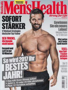 Magazine: Men's Health Issue: Jan 2017