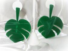"""Tropics"" in Green www.chloedebrejewelry.com"