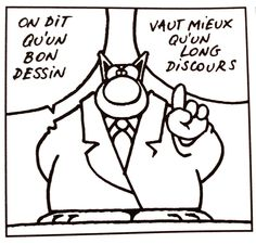 Le Chat - Philippe Gelück