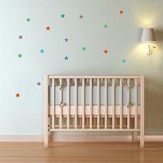Star Wall Sticker Set