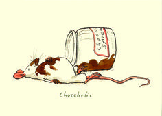 Chocoholic - Anita Jeram