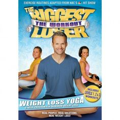 The Biggest Loser Weight Loss Yoga Workout $17.99 #BiggestLoser
