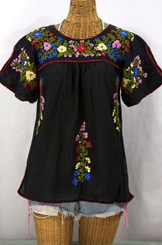 111 Best Embroidered Peasant Tops Mexican Peasant Blouses Images