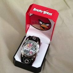 Awesome Angry Birds Watch! Show off to your friends now! AngryBirdSpot.com