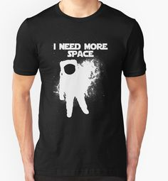 I need more Space by augustinet