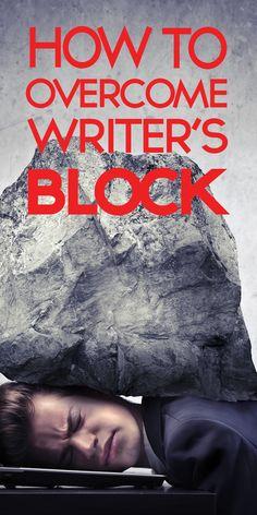 Writer's block phd thesis