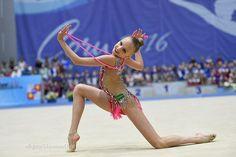 Alina Ermolova (Russia), Russian Championships (Sochi) 2016