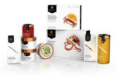 MOIRAI - Gourmet Selection on Behance