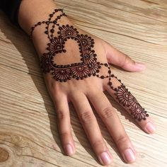 Pretty Henna Designs, Mehndi Designs Book, Back Hand Mehndi Designs, Finger Henna Designs, Mehndi Designs 2018, Mehndi Designs For Girls, Mehndi Designs For Beginners, Mehndi Design Photos, Unique Mehndi Designs