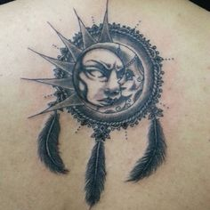 nice Top 100 Dreamcatcher Tattoos - http://4develop.com.ua/2016/01/30/top-100-dreamcatcher-tattoos/ Check more at http://4develop.com.ua/2016/01/30/top-100-dreamcatcher-tattoos/