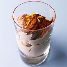 Chocolade-sinaasappeltiramisu