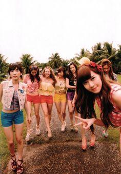 Girl's Generation ~