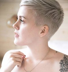 just short haircuts, nothing else. If you're thinking of getting an undercut, sidecut, pixie, or any... #braidedhairstylesboho