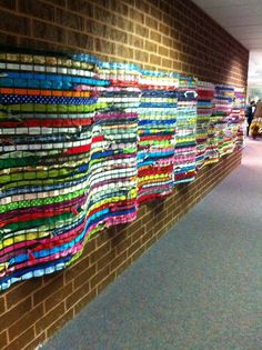 beautiful wall weaving